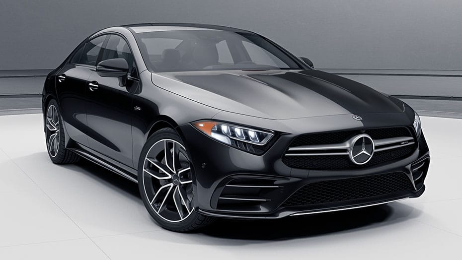 CLS 53 Coupe Image 1